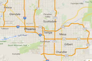 phoenix arizona gps fleet tracking